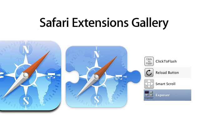 how to search extensions on mac os