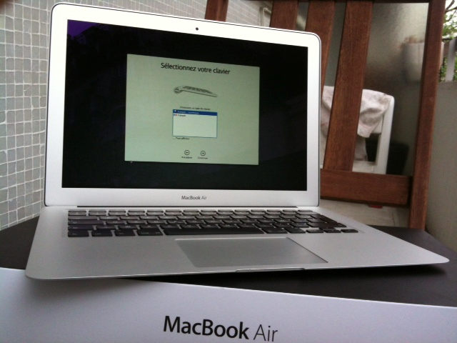 shareannonce macbook air 13 core i5 1 7ghz 128g 4g ram occasion. Black Bedroom Furniture Sets. Home Design Ideas