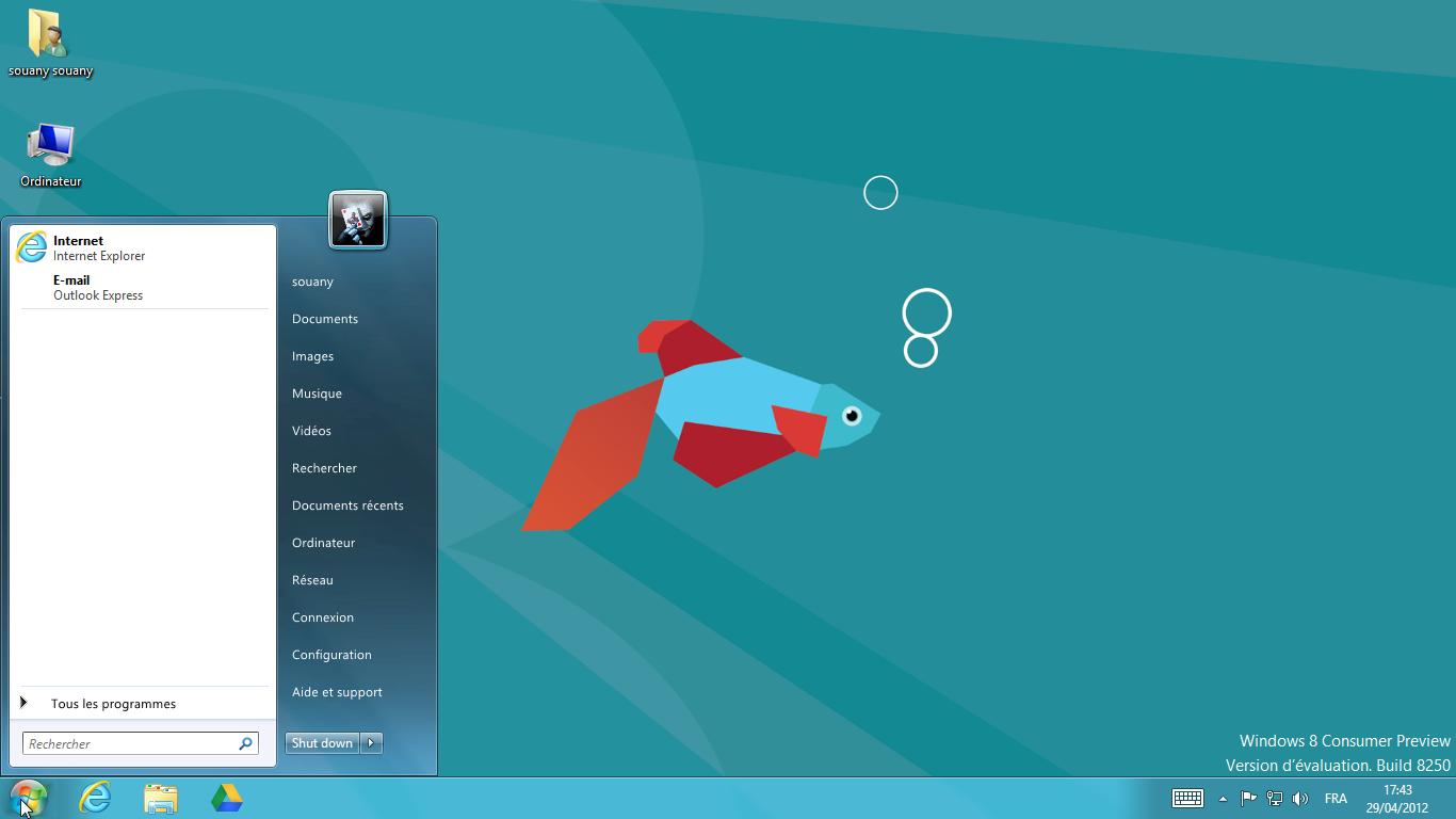Windows 7 Taskbar Program Preview Window Download