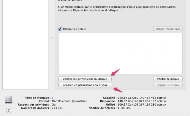 Bug reconnaissance ecran externe mac OS X 10.8.4