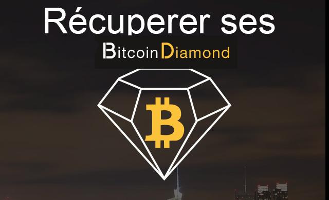 Claim BitcoinDiamond BCD SBTC and BTW