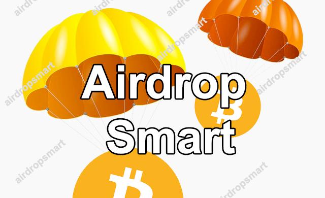 Listing airdrop #1 - get free token erc20