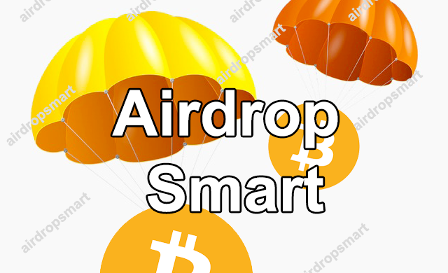 Airdrop #1 May, Jun 2018