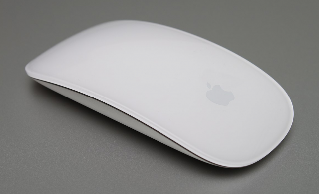 Settings apple magicmouse on ubuntu