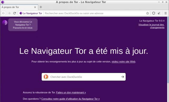 Install Tor ubuntu 16.04 and higher