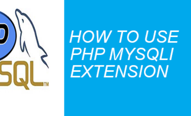 Connect to database using php mysqli – procedural