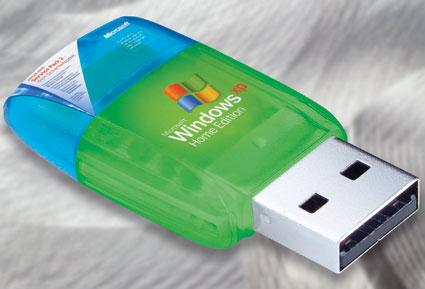 Créer une clé USB de boot Windows
